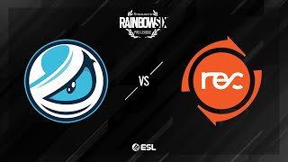 Team Reciprocity vs. Luminosity Gaming - Coastline - Rainbow Six Pro League - Season X - NA