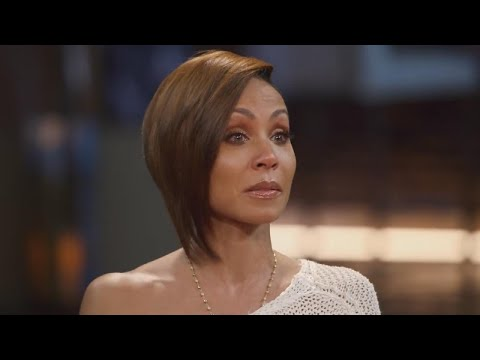 Jada Pinkett Smith Tears Up After Emotional Chat With Kids Over Parenting