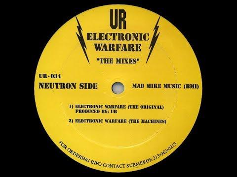 Underground Resistance - Electronic Warfare ( Aux 88 - Take Control Mix )