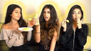 تحدي النكت البايخة  مع اخواتي البنات *ممنوع الضحك*