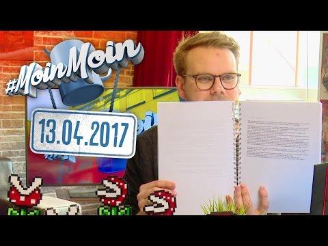 Lyrik aus Etiennes Vergangenheit, Mathe Unterricht und Tücken des Carsharing | MoinMoin mit Etienne