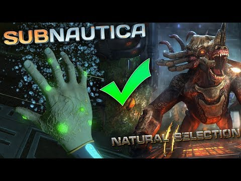 CONFIRMED! SUBNAUTICA AND NATURAL SELECTION ARE IN THE SAME UNIVERSE! - KHARAA | Subnautica News