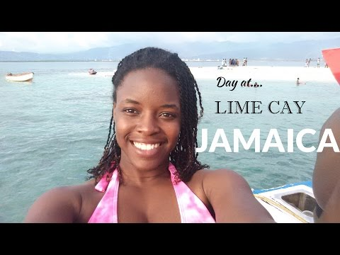 Highlights of my Day at Lime Cay, Jamaica