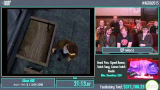 Awesome Games Done Quick 2015 - Part 79 - Silent Hill by tekkie