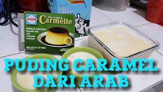 PUDING KARAMEL DARI SAUDI ARABIA