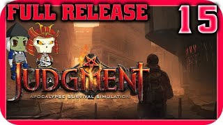 JUDGMENT: APOCALYPSE SURVIVAL SIMULATION | Mechanized Armour |  | Judgment Campaign Gameplay
