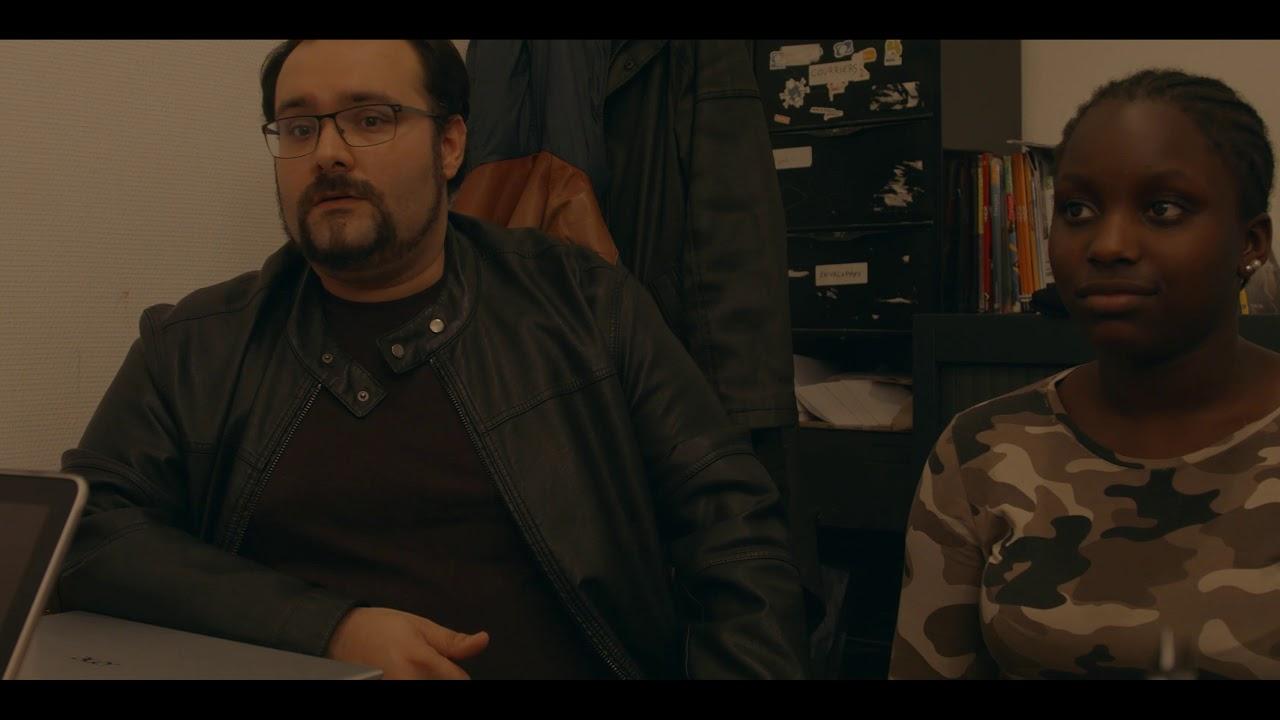 """Courts-métrages de collégiens : """"Héros, accueillis-accueillants"""""""