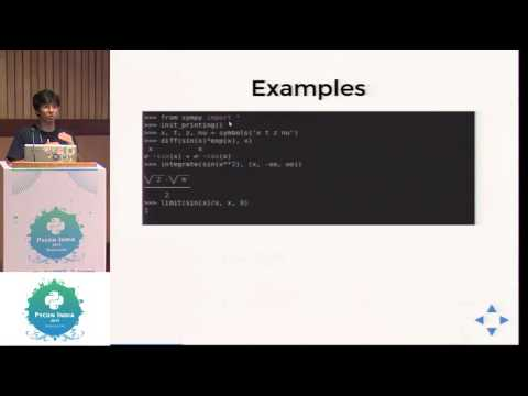 Image from SymEngine: The future fast core of computer algebra systems - PyCon India 2015