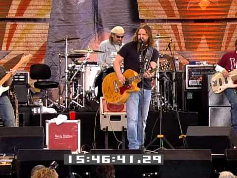 Jamey Johnson - High Cost Of Living (Live at Farm Aid 2009)