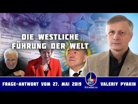 Der Mangel an Fachleuten im Westen (Valeriy Pyakin 2019.05.27)