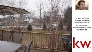 122 HUDSON DR, PHOENIXVILLE, PA Presented by Michael Gennett.