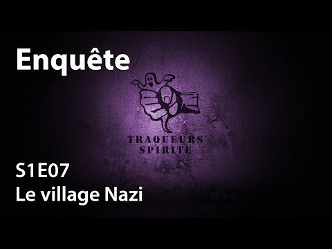 VILLAGE NAZI.....La peur au ventre EPISODE 7 poster