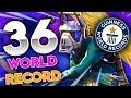 SAISON 6 WORLD RECORD 36 KILLS