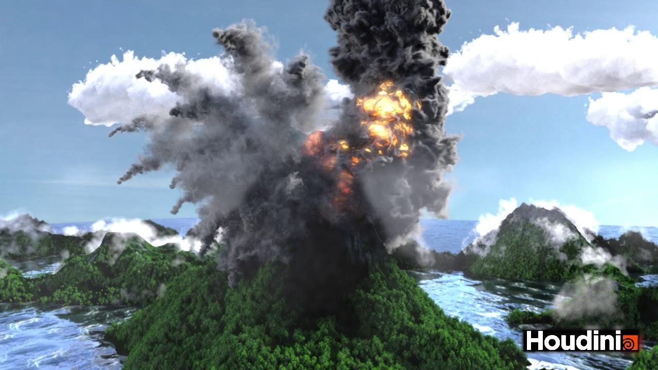 Volcano - General workflow