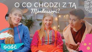 GOŚĆ Justyna Szulc - Więcek| O co chodzi z tą Montessori? | ODC. 230 | mama lama