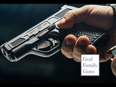 Best Ccw 2020 Top 5 New Concealed Carry Guns Sneak Peek : 2019 Shot Show   YouTube