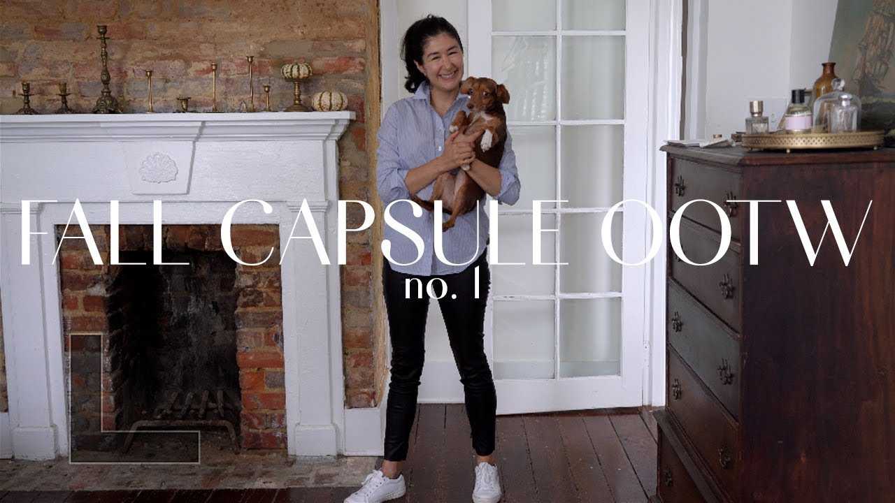 Fall Capsule Outfits | No 1
