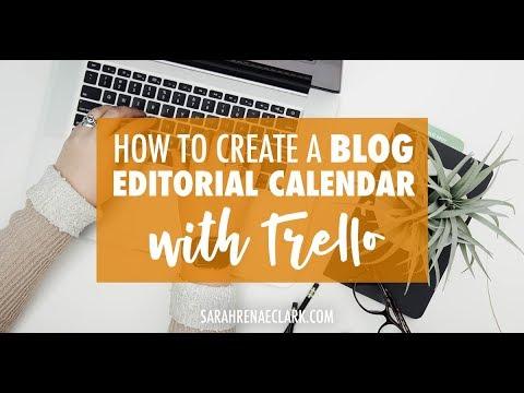 Trello Tutorial: How to Create a Blog Editorial Calendar With Trello and Butler