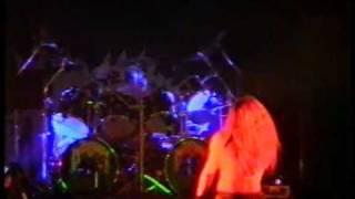 Messiah - Choir Of Horrors - Live 1992