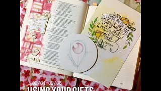 Bible Journaling Using Your Gifts Devotional with Jamie Dougherty