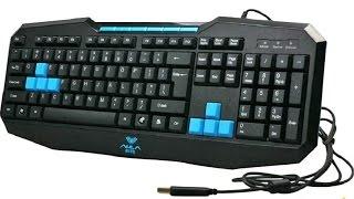 Обзор клавиатуры Acme Expert Gaming Keyboard Adjudication