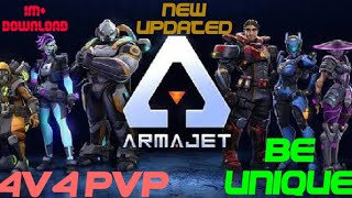 Armajet Best Android Games|Team Deathmatch|Weapons World|Lastest Update|2020 screenshot 5