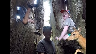 Video 🧗♂️ TRAPPED in the CAVES! 🧗♂️  - vlog e242 Kenora #3 download MP3, 3GP, MP4, WEBM, AVI, FLV Desember 2017