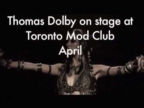 Thomas Dolby Time Capsule Tour: Toronto @ The Mod Club on April 2nd