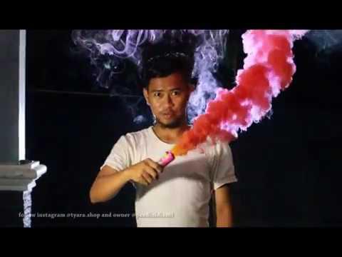Review Smokebomb/Asap Warna