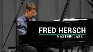 Masterclass amb Fred Hersch - Cicle Liceu Jazz