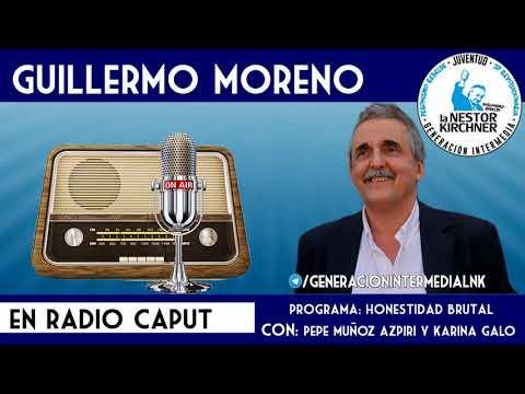 Guillermo Moreno en Radio Caput 28/03/18