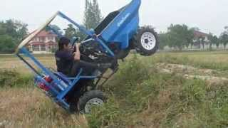 Repeat youtube video Dumper 4WD testing
