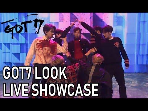 GOT7 - LOOK (LIVE SHOWCASE) 20180312
