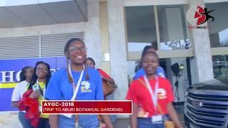 #AYGC Trip to Aburi 2018