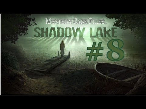 Mystery Case Files: Shadow Lake Walkthrough Part 8