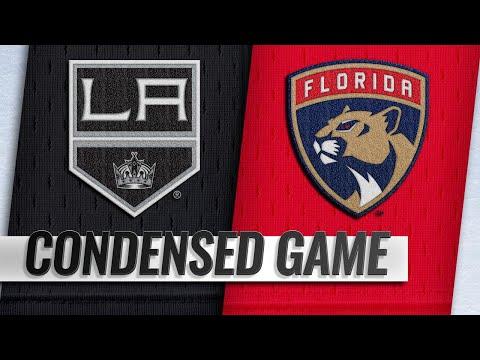 02/23/19 Condensed Game: Kings @ Panthers