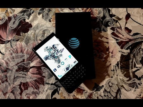 BlackBerry KEYone Review Limited Edition Black AT&T