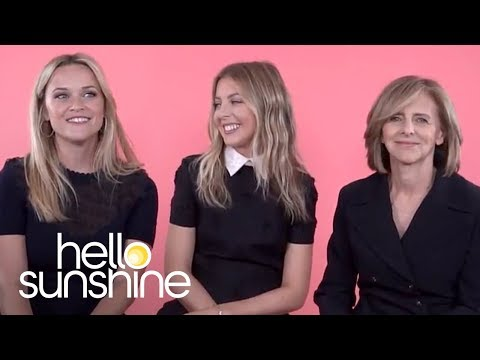 Reese Witherspoon & Hallie Meyers-Shyer, Nancy Meyers - Hello Sunshine Conversations Ep. 2