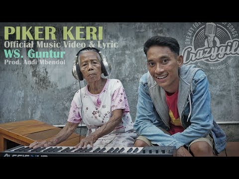 PIKER KERI - WS Guntur . Prod : Andi Mbendol . Crazygila Studio (Official Music Video)