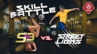 STREET LIONS VS. S3 SOCIETY - SKILL BATTLE