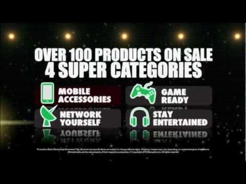 Monoprice BlackFriday/Cyber Monday Sale