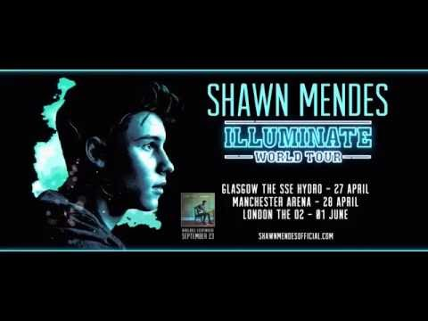 Shawn Mendes Announces 2017 'Illuminate World Tour' Including First-ever UK Arena Dates