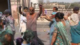 Rungmung Holi celebration 2012 part 2