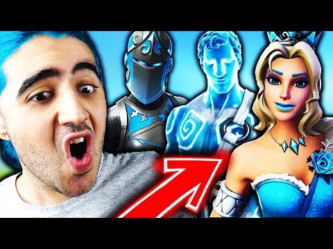 🔴Joyeux Noël !! Enfin Les Skins Frozen !! // +2200 top1 // Sur Fortnite Battle Royale !! thumbnail