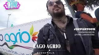 LAGO AGRIO DEPARTOUR Con @yomellamoarjona