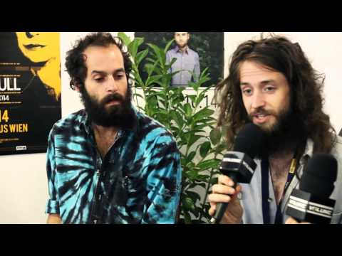 Crystal Fighters Interview am Frequency Festival 2014