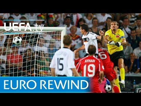 EURO 2008 highlights: Germany 3-2 Turkey