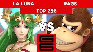 Genesis 6 - La Luna (Palutena) Vs. Rags (Donkey Kong) Top 256 - Smash Ultimate