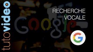 Google · Autoriser le micro