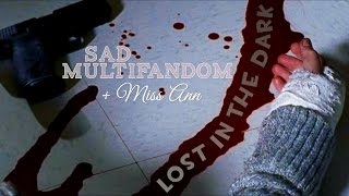 ■ sad multifandom » lost in the dark [w/ Miss Ann]